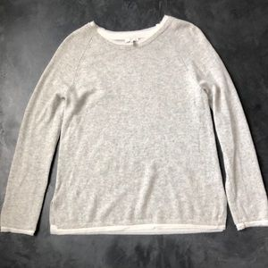 Joie Cashmere and Silk Sweater